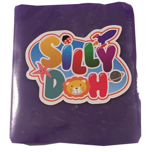 Image of   50 g standard Silly Doh (vælg farve) Sort