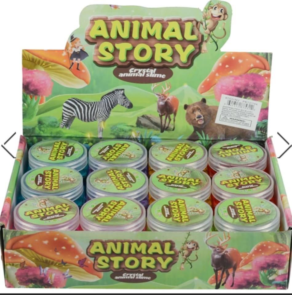 Billede af Animal Story Slim