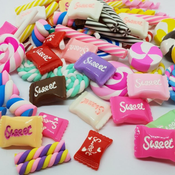 Sweets mix (5 stk.)