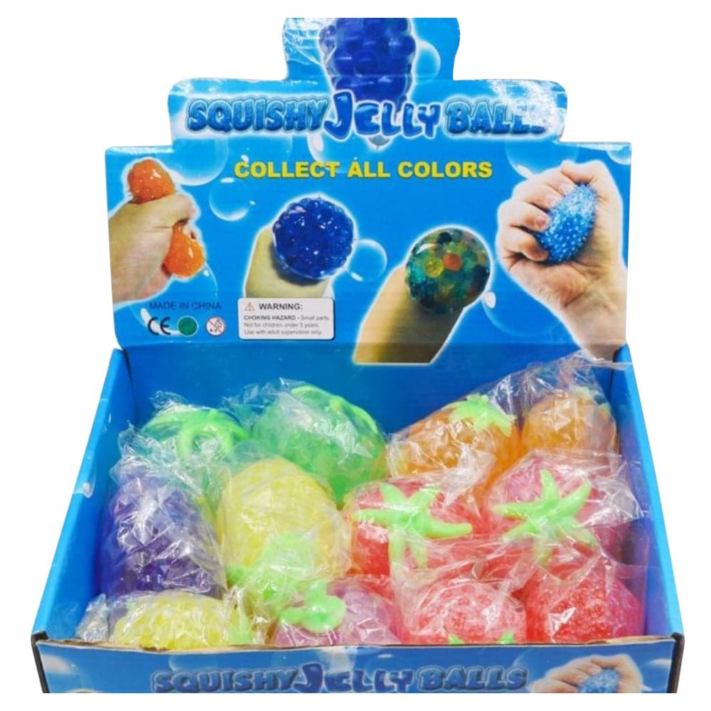 Billede af Squishy Jelly Balls (køb 3 stk. betal for 2 stk.)