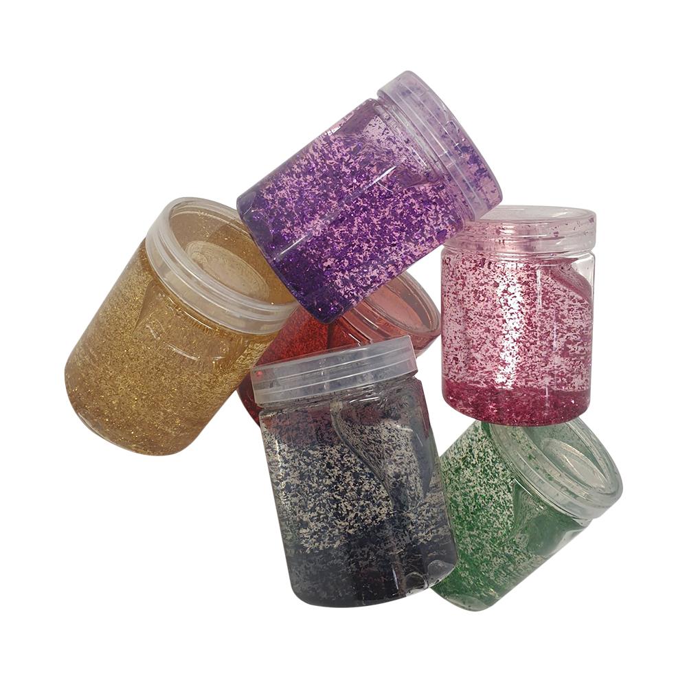 Image of   Clear Glimmer Slime. For vild flot