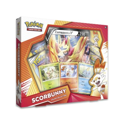 Image of   Pokémon - Scorbunny Galar Collection