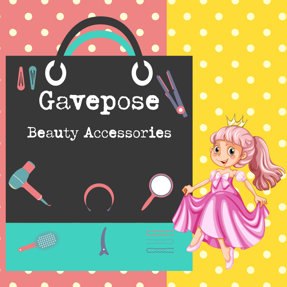 Image of   Beauty Accessories Girl Gavepose