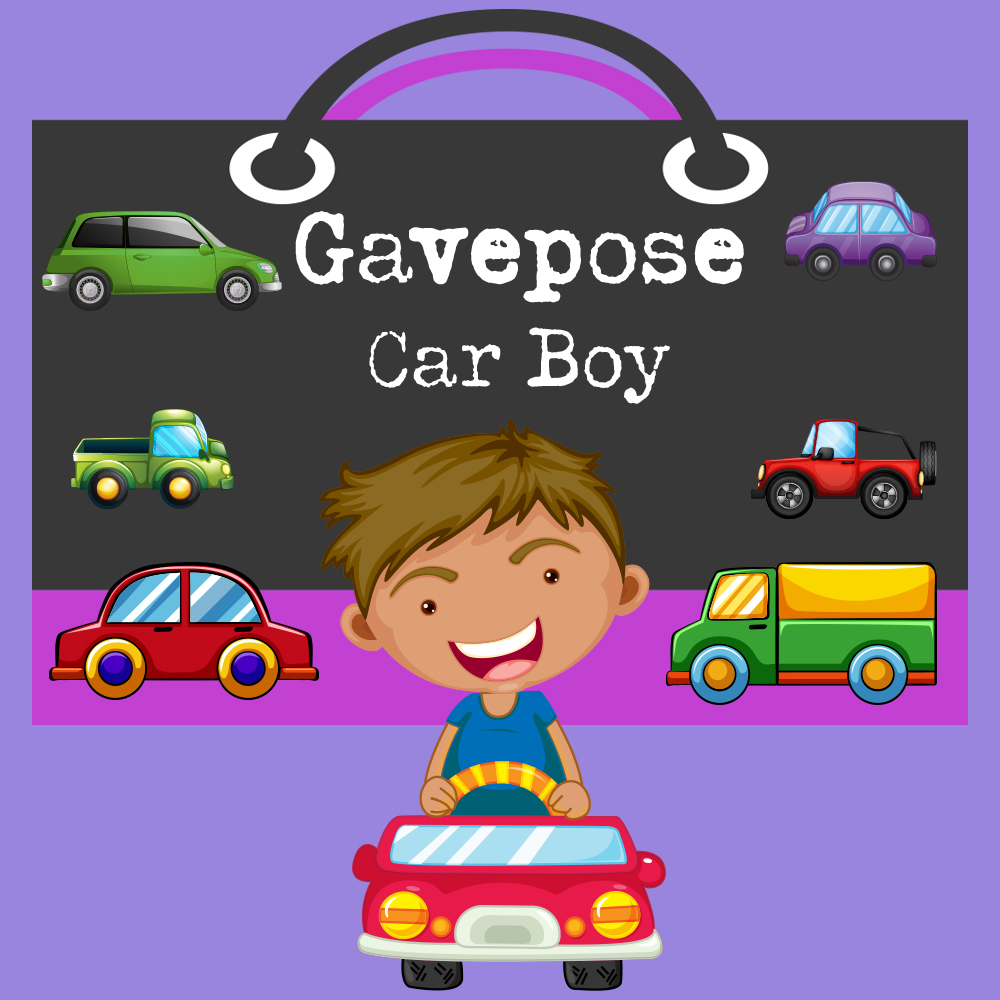 Image of   Car Boy Gavepose