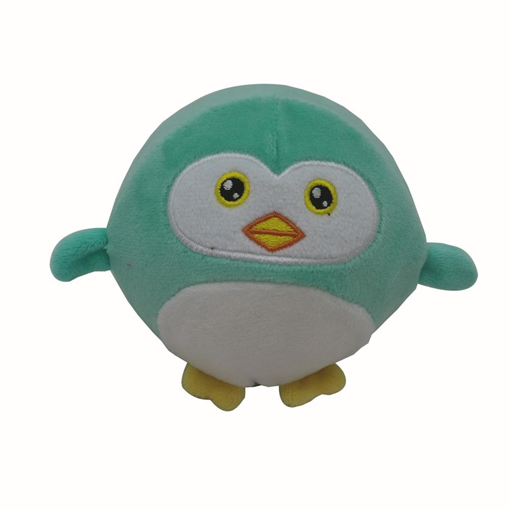 Billede af Lysegrøn Fugle unge Squishamal (10 cm) - Nyt design