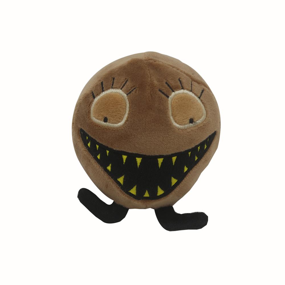 Image of   Brun monster Squishamal (10 cm) - Nyt design