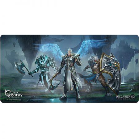 Image of   Gaming musemåtte (Warrior model)