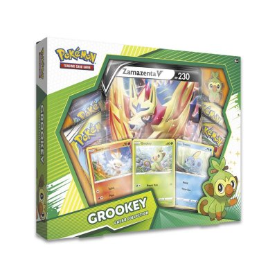 Image of   Pokémon - Grookey Galar Collection
