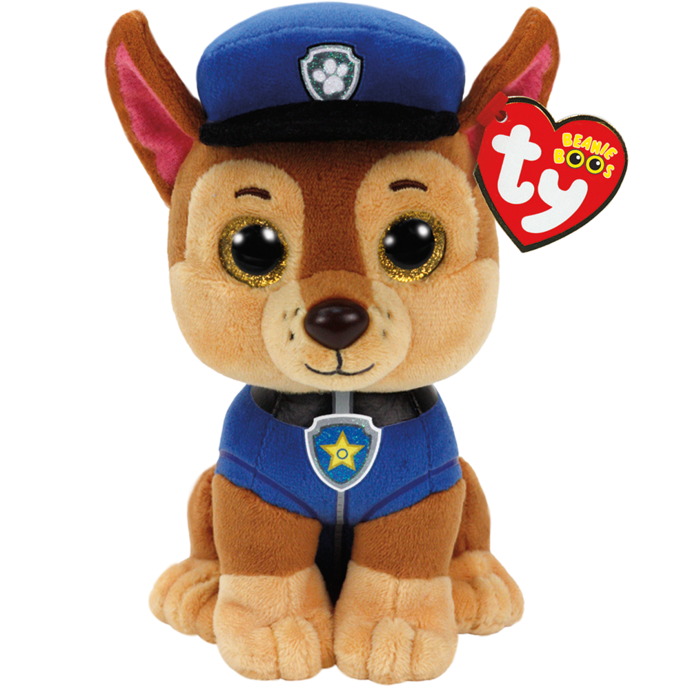 Image of   Chase - TY Bamse (23 cm)