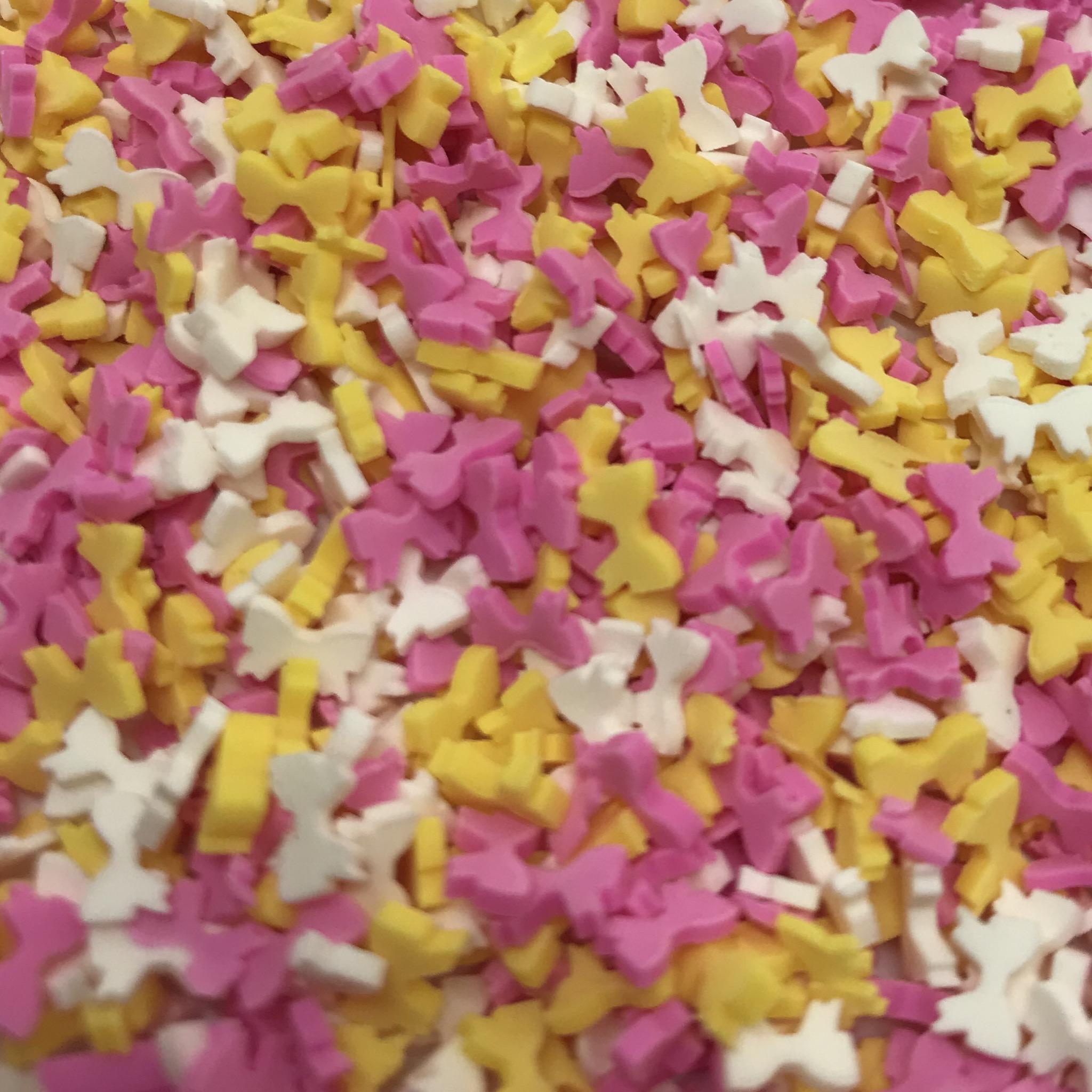 Blomster Sprinkles Sløjfer