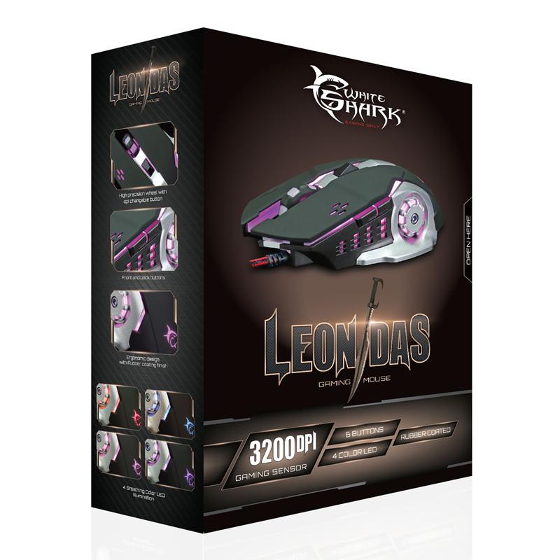 Image of   Leondas Gaming Mus (3200 DPI)