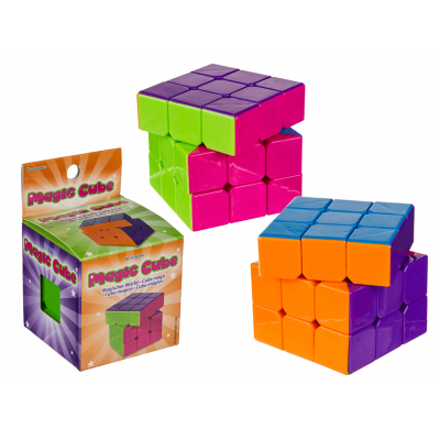 Fidget Toys: Magic Cube