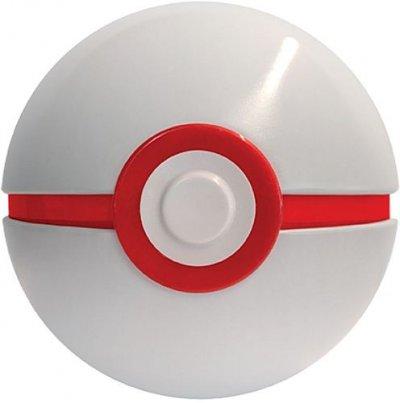 Image of   Pokémon - TCG - PokéBall, Hvid/Hvid